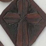 Tooled cross 8
