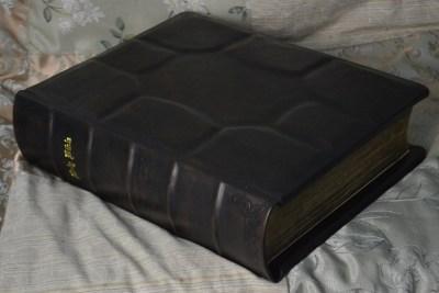 Custom Family Bible