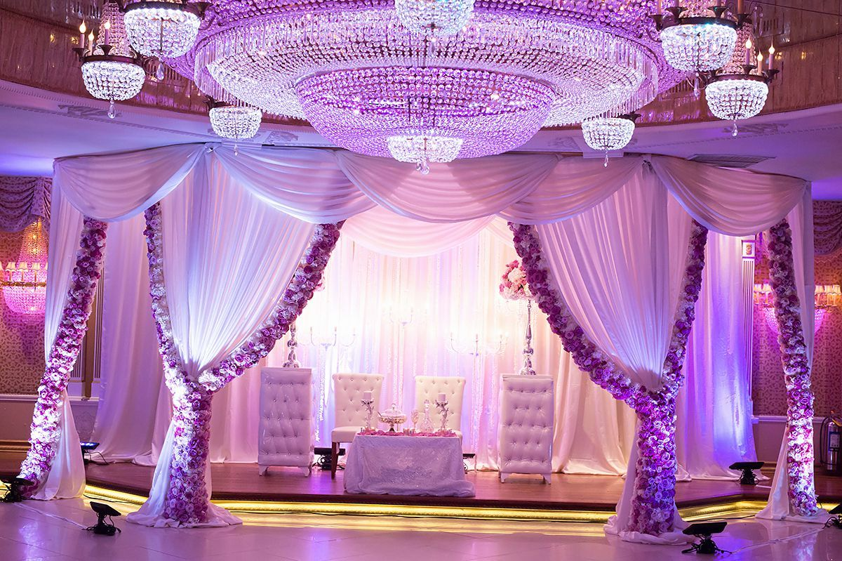 Long Island Wedding Decor At Leonard S Palazzo