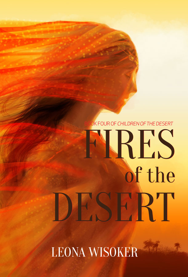 Cover art for Fires of the Desert