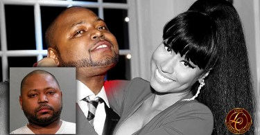 Nicki Minaj's Brother Accused of Rape - Leon Carrington
