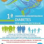 Caminata por la Diabetes