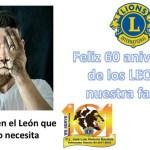 Feliz 60 Aniversario LEOS!!!!!
