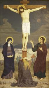 Mary Magdalene Crucifixion Kreuzigung WMC