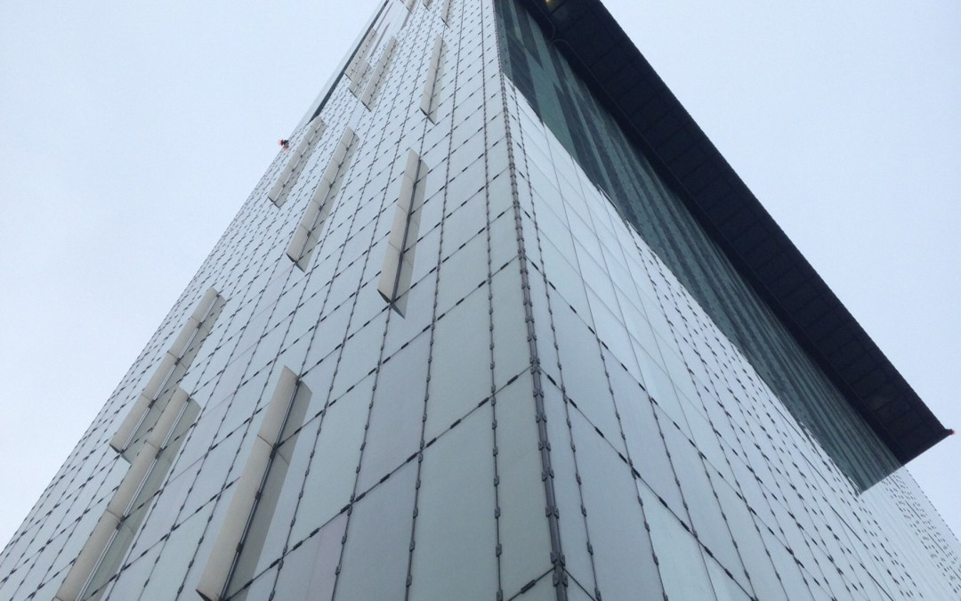 Buildings I love: Beetham Tower, Manchester