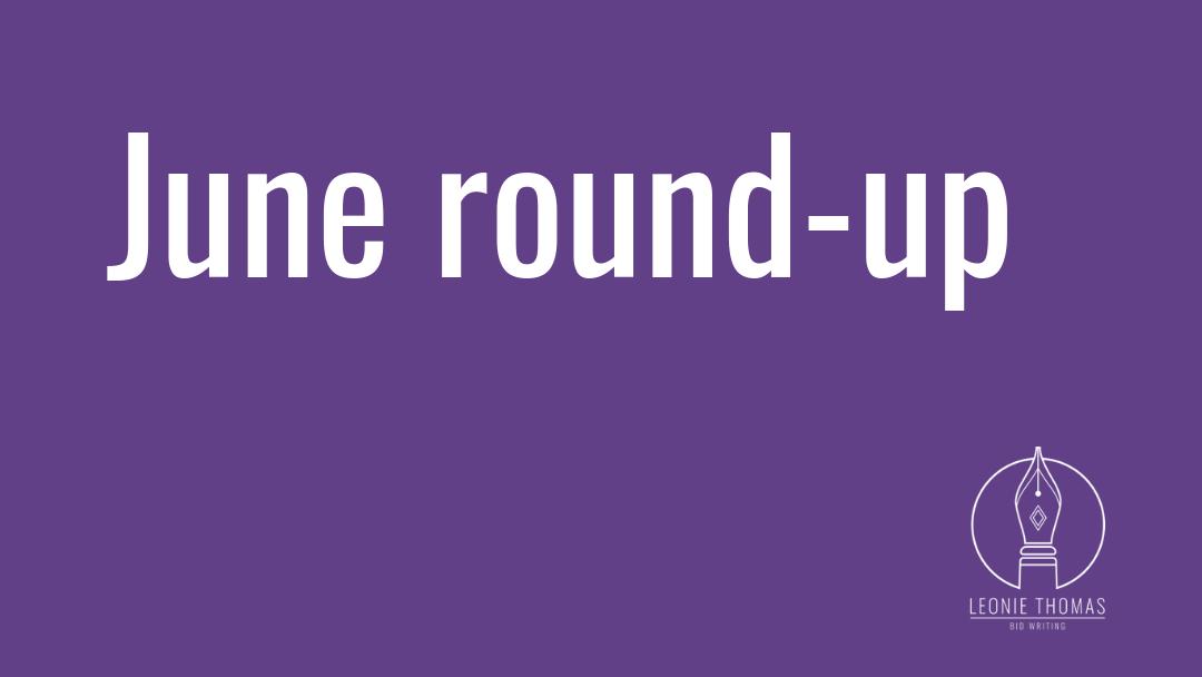 June round-up