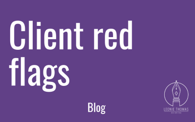 Freelancing: client red flags