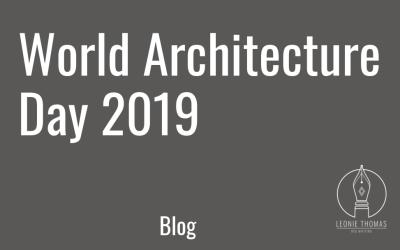 World Architecture Day 2019