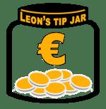Leons Tip Jar