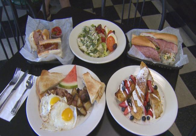 Restaurant Cafe Warren Ri