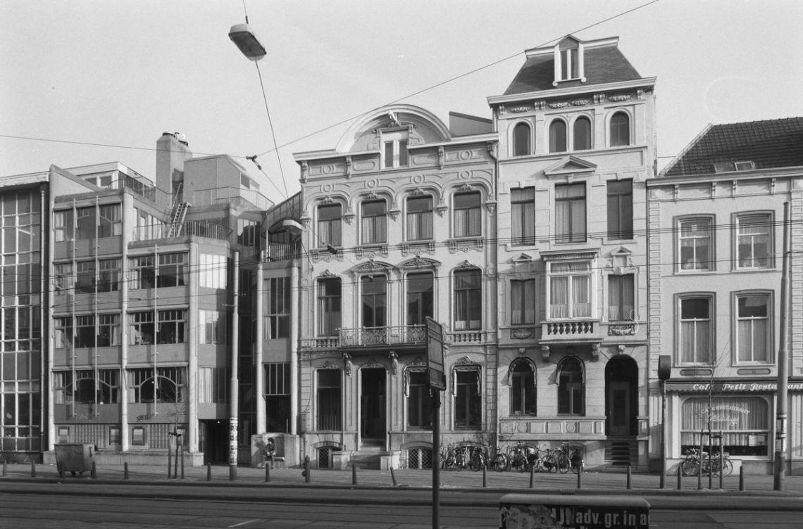 Hubertushuis_Aldo van Eyck_Stadsarchief Amsterdam_foto Han van Gool