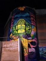 Teatro Miquiztli, Mixquic