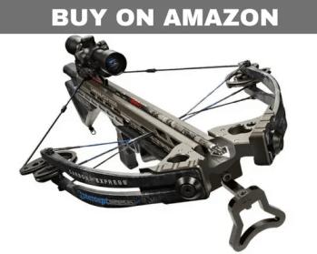 Carbon Express Intercept Supercoil Crossbow