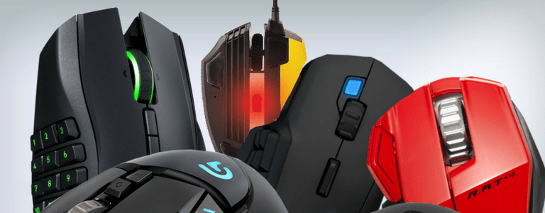 Best Gaming Mouse 2021: (A Full Fledged Buyer's Guide)