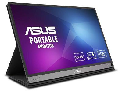 ASUS ZenScreen MB16AC 15.6-Inch Portable USB Monitor
