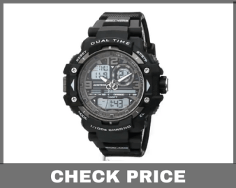 Armitron Sport Men's 20/5062 Analog Digital Chronograph Watch
