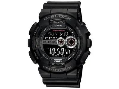 Casio G-Shock GD-100-1BDR