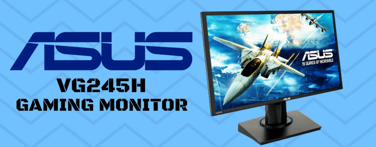 ASUS VG245H AMD FreeSync Full HD Gaming Monitor