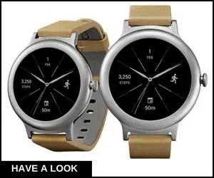 LG Watch Style Smart Watch