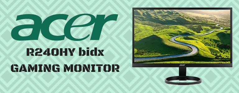 Acer R240HY Review – Best Budget IPS Display Monitor