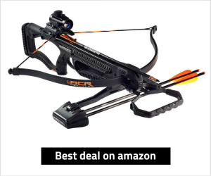 Barnett Outdoors BCR Recurve Crossbow Review