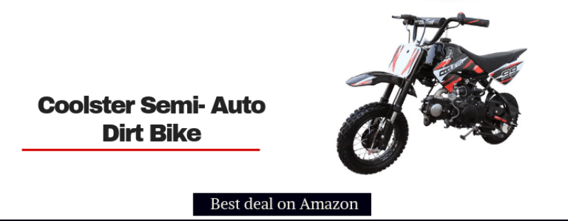 coolster mini dirt bike for kids