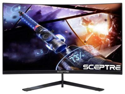 Sceptre Curved LED Monitor