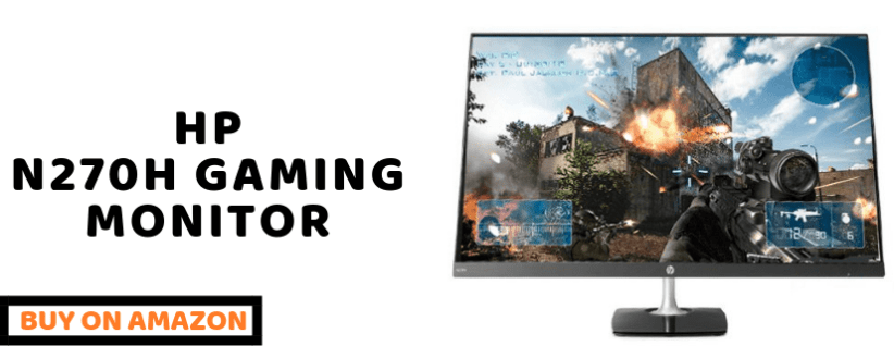 hp IPS gaming monitor for ps4