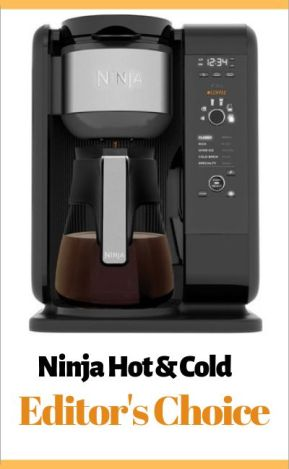 Ninja hot and cold brewer best coffee maker for home