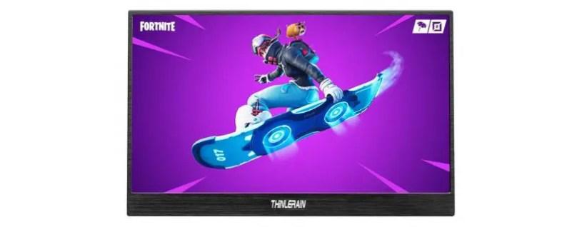 Thinlerain 15.6 inch 4K Gaming Monitor