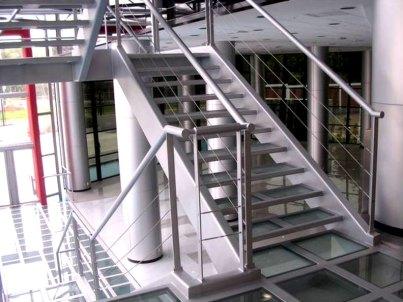 Universidad de Lima | Detalles escalera