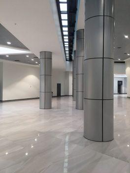 Torre Cincuentenario Universidad de Lima | Vestíbulo
