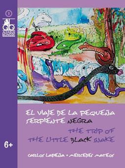 El viaje de la pequeña serpiente negra (Alfasur, 2012)
