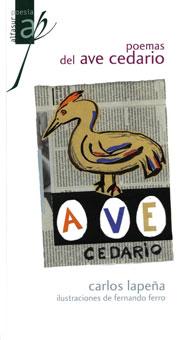Poemas del Ave Cedario (Alfasur, 2010)