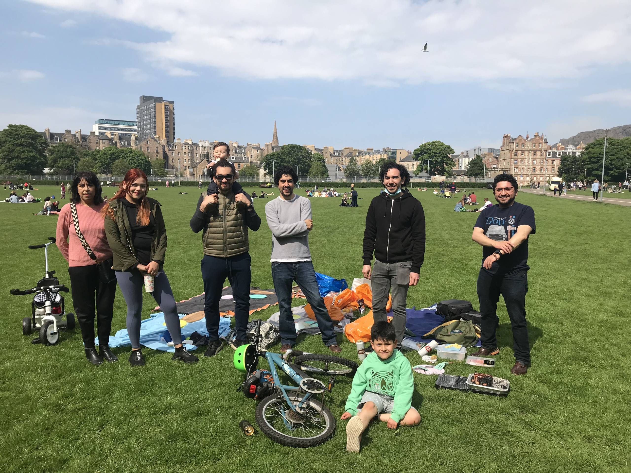 BBQ in the Meadows!