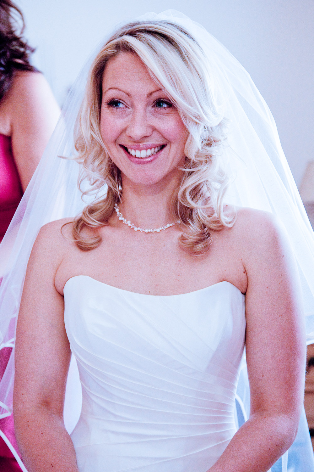 Becky and Lloyd Evesham Rugby Club Wedding