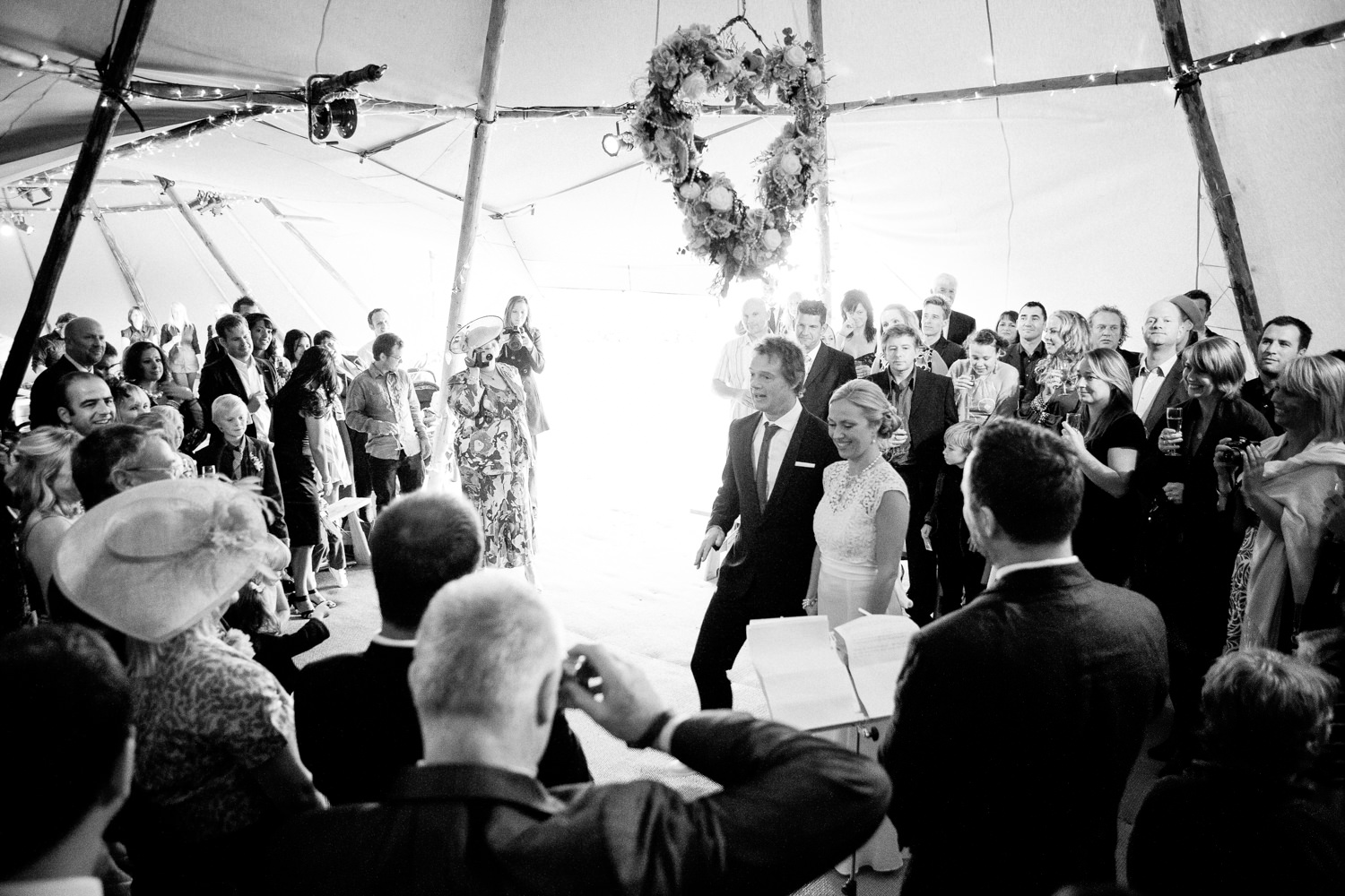 Darren and Tracey Bude Wedding Elements Hotel