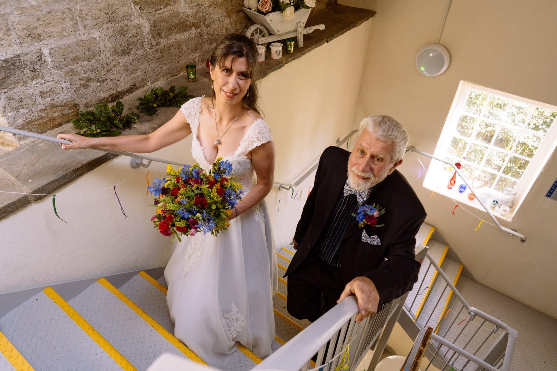 Standedge Tunnel Wedding
