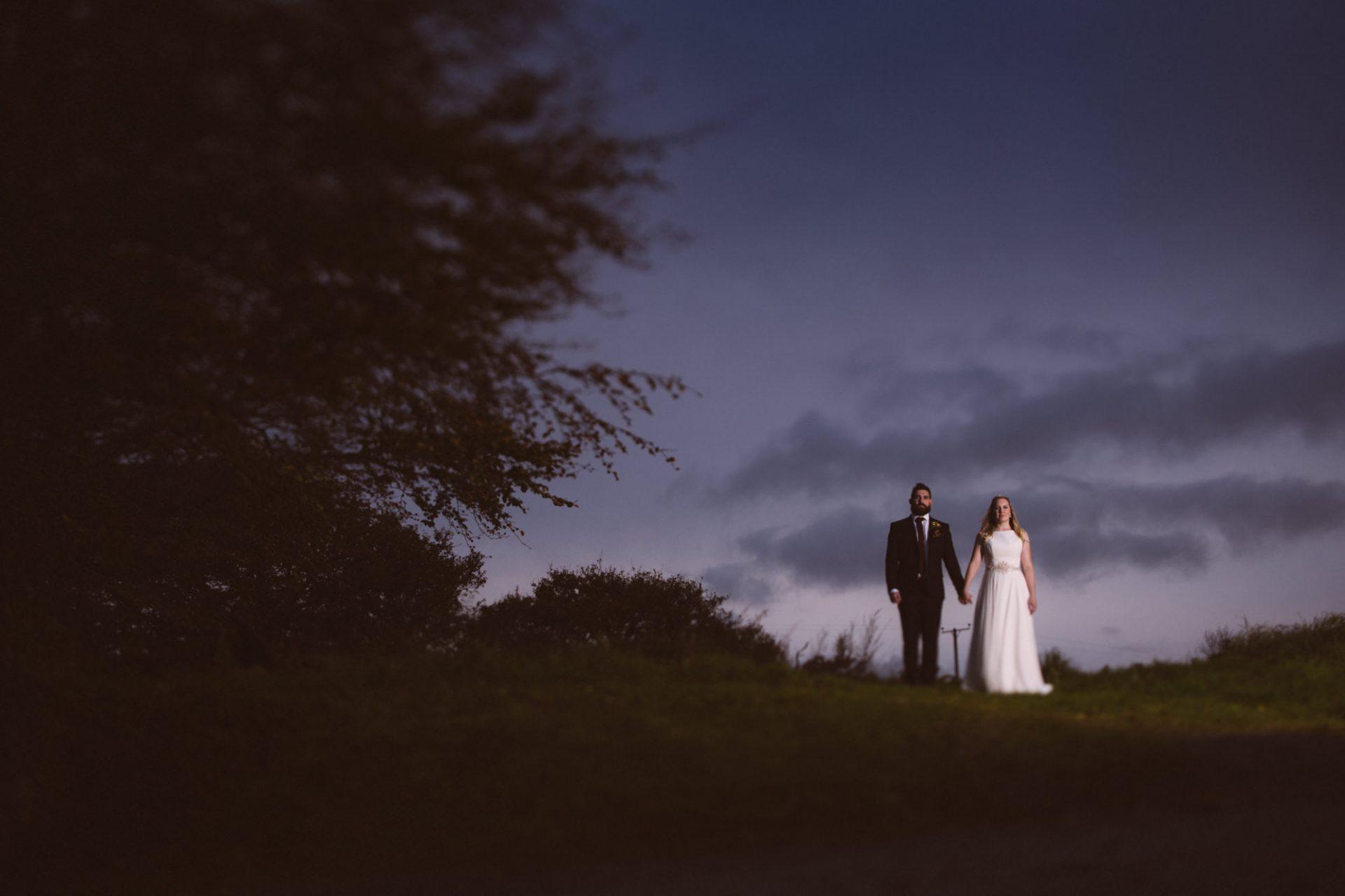 Ruth and Ali Trevenna Cornwall