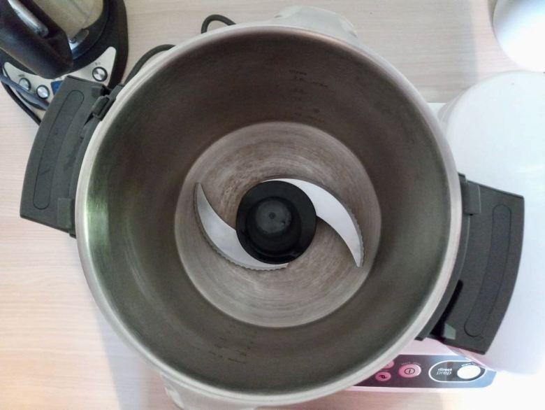 cuve robot cuiseur