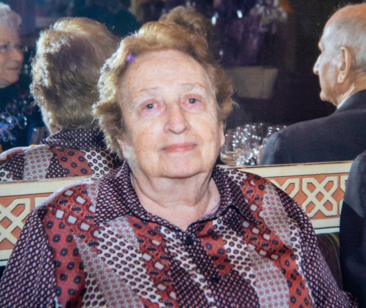 La donatrice, Marie-Jeanne Daurelle.LP/Olivier Arandel