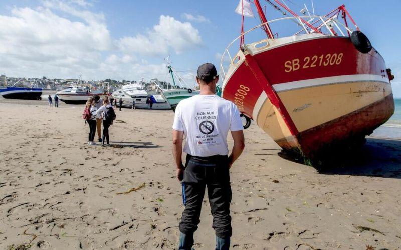 Dans les Côtes-d'Armor, l'éolien en mer passe mal