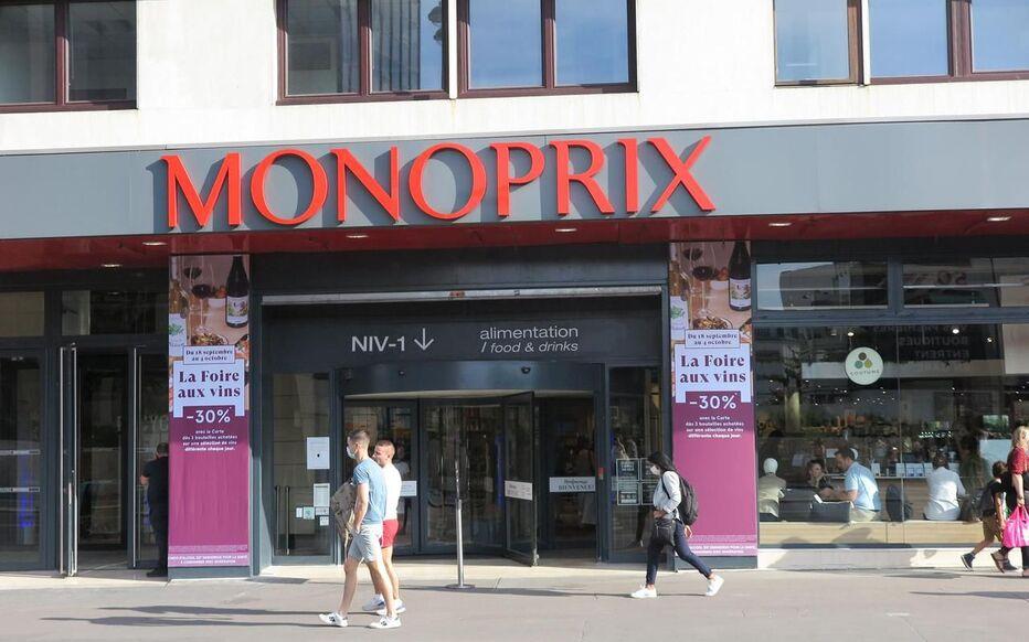Paris A Montparnasse Monoprix Surfe Sur Les Nouvelles Tendances Le Parisien