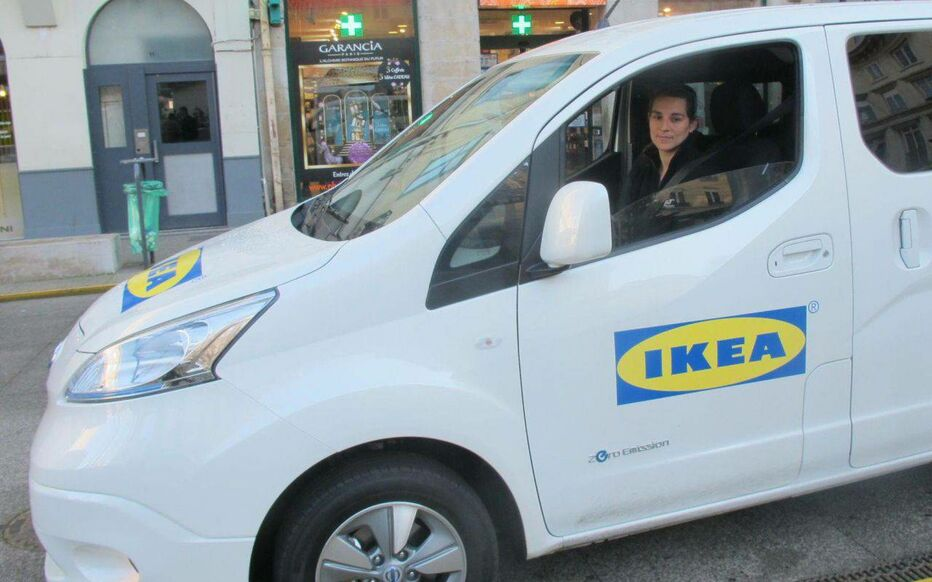 Saint Etienne Une Navette électrique Ikea Accusée De