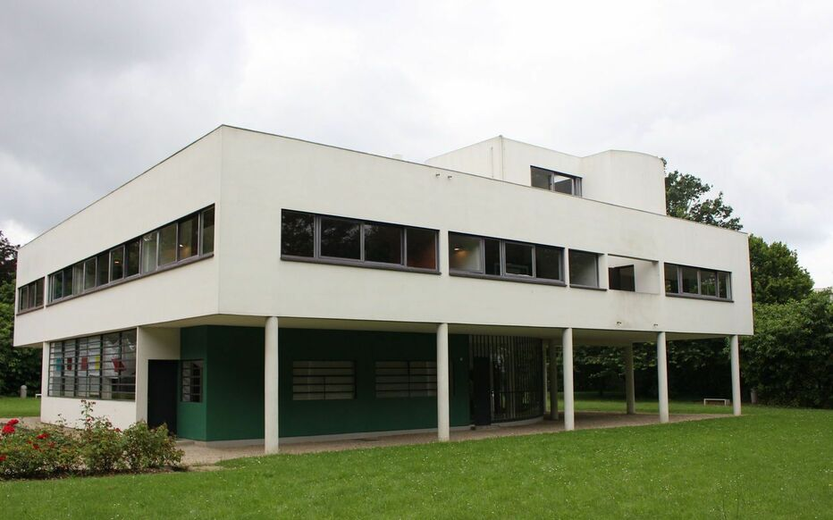 Un musée Le Corbusier va être construit à Poissy à proximité de la Villa Savoye, conçue par le célèbre architecte.