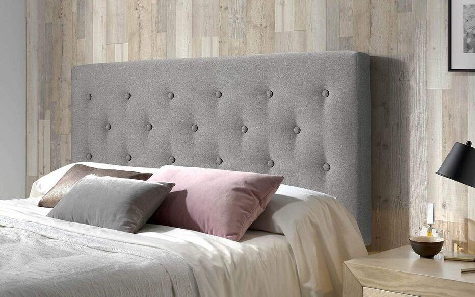 tete de lit bois avec rangement