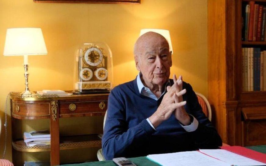 Tours : l'ancien président Valéry Giscard d'Estaing admis ...