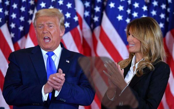 Le président américain Donald Trump revendique la victoire à l'élection présidentielle et promet un recours devant la Cour suprême.