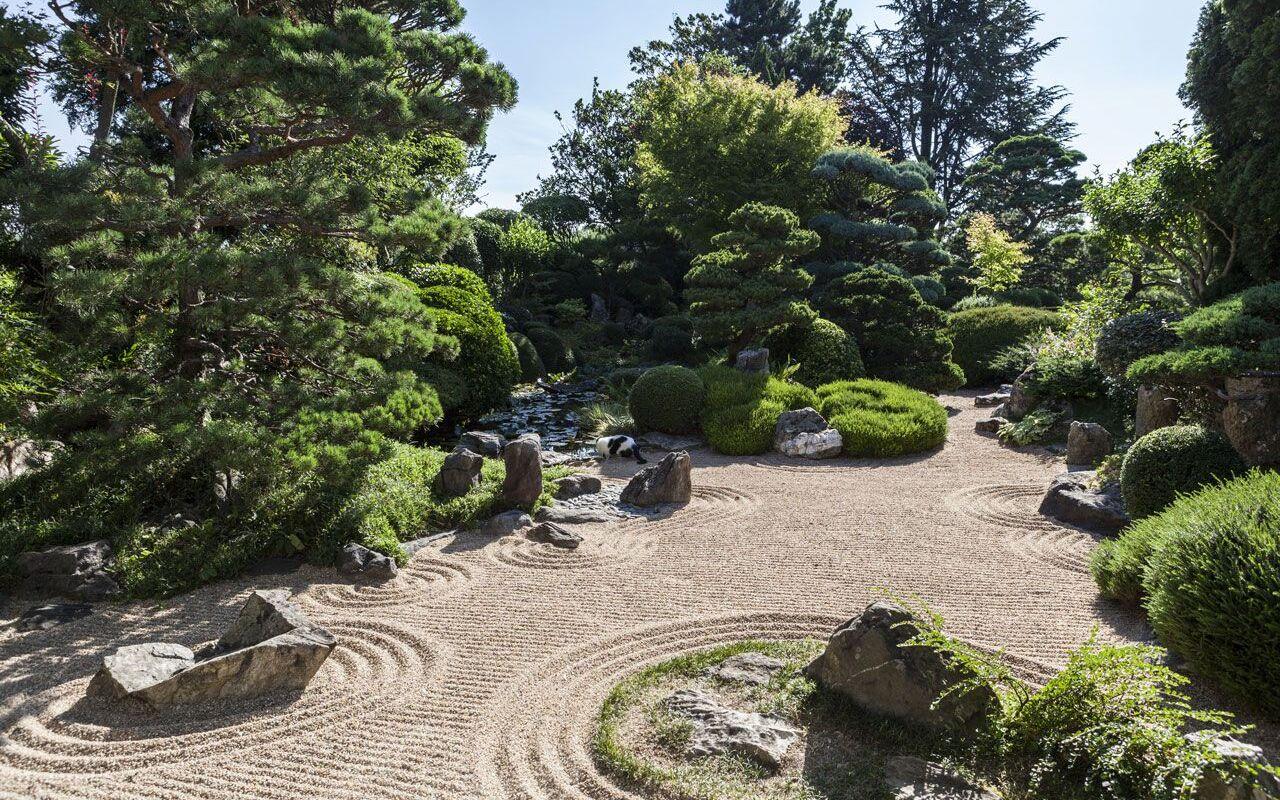 jardin extraordinaire un ecrin zen