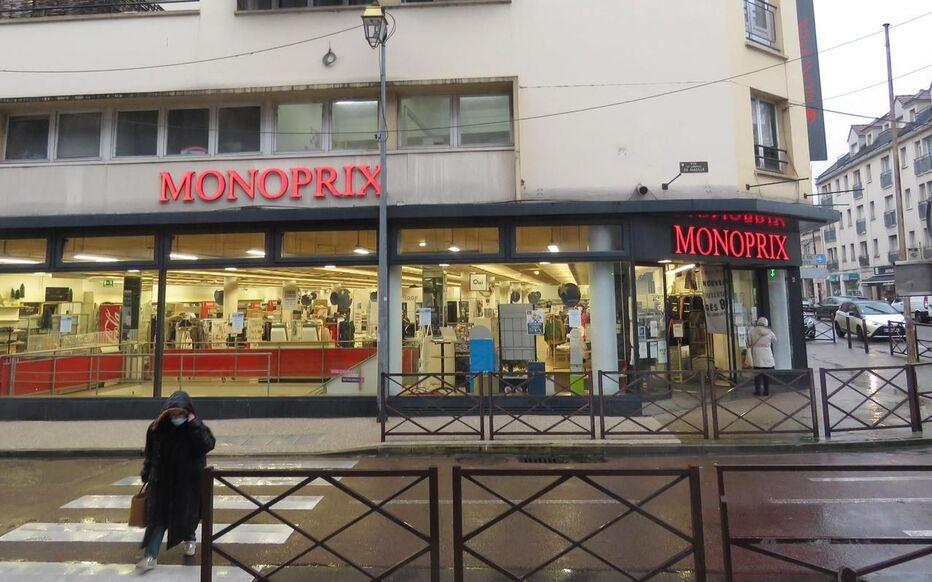 Cela Fera Un Grand Vide A Poissy Le Monoprix Du Centre Ville Va Baisser Le Rideau Le Parisien